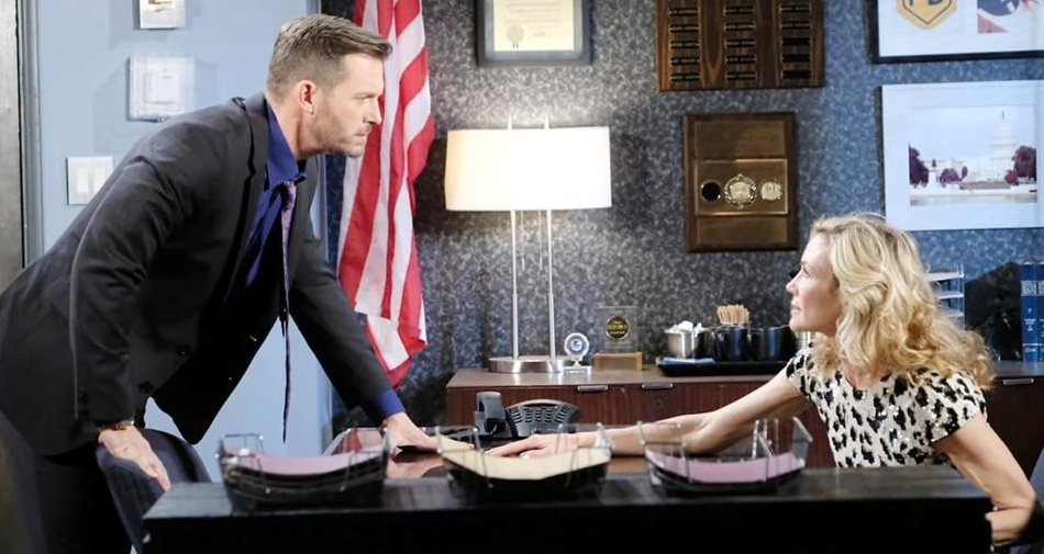 Days of Our Lives Brady Black (Eric Martsolf) Kristen DiMera (Stacy Haiduk)