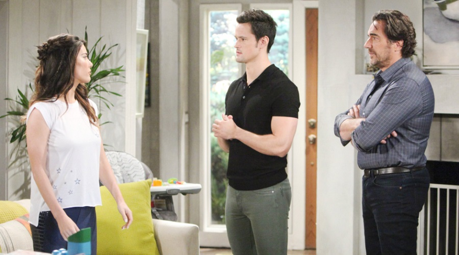 Bold and the Beautiful Spoilers - Steffy Forrester - Thomas Forrester - Ridge Forrester
