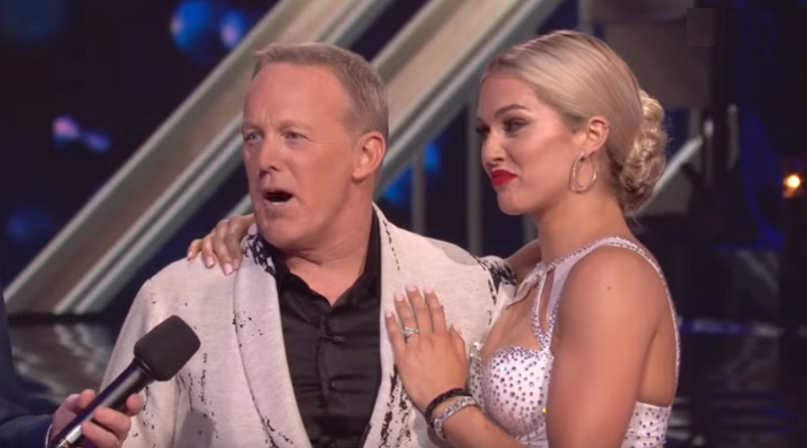 Dancing with the Stars Sean Spicer
