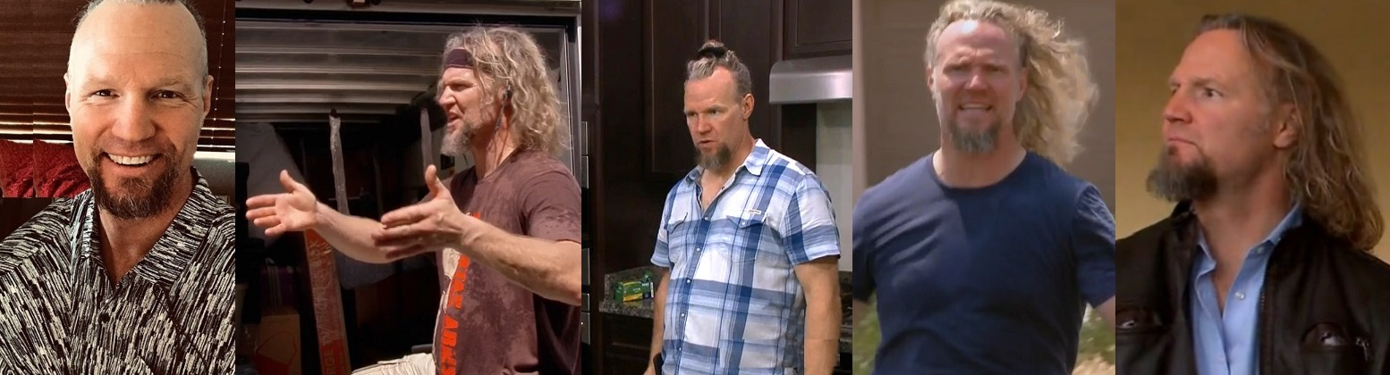 Sister Wives - Kody Brown Hair Pictures