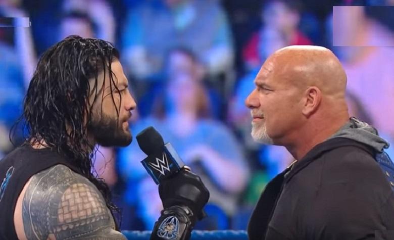 WWE: Roman Reigns - Goldberg