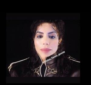 90 Day Fiance - Larissa Lima as Michael Jackson