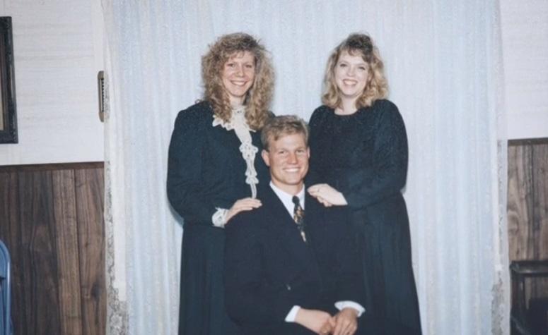 Sister Wives - Meri Brown, Kody Brown, Janelle Brown