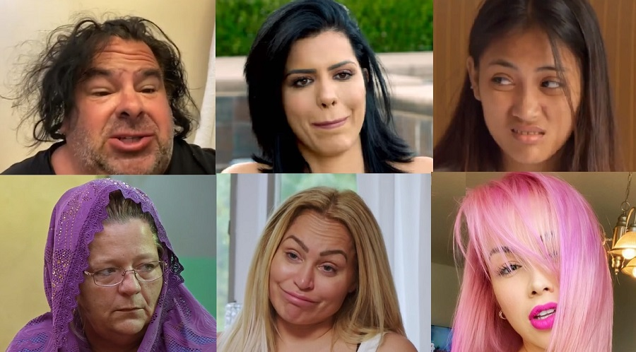 90 Day Fiance - Old and New