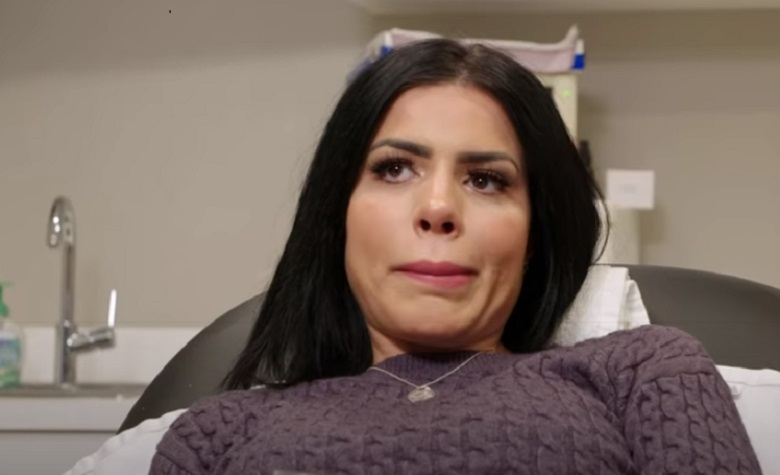 90 Day Fiance - Larissa Lima Talks About Colt While Undergoing Procedure