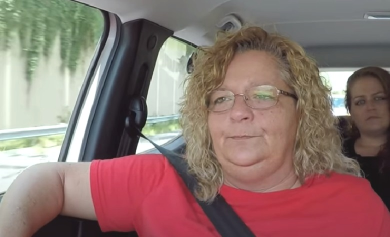 90 Day Fiance - Lisa Hamme - Riding in Car