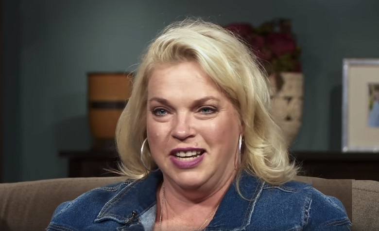 Sister Wives - Janelle Brown - On the Couch