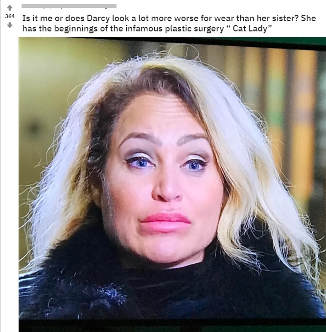 90 Day Fiance - Darcey Silva Cat Lady