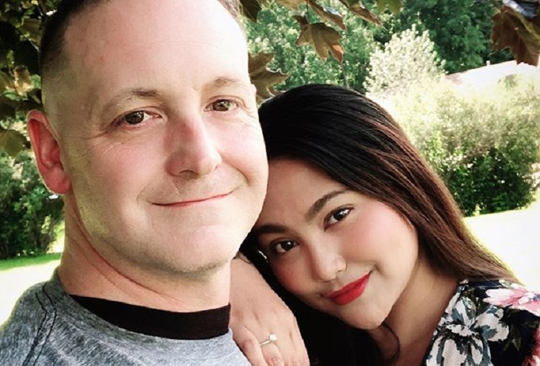 90 Day Fiance-Eric Rosenbrook-Leida Margaretha New Photo