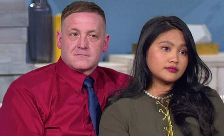 90 Day Fiance - Eric Rosenbrook - Leida Margaretha Spill the Beans on TLC