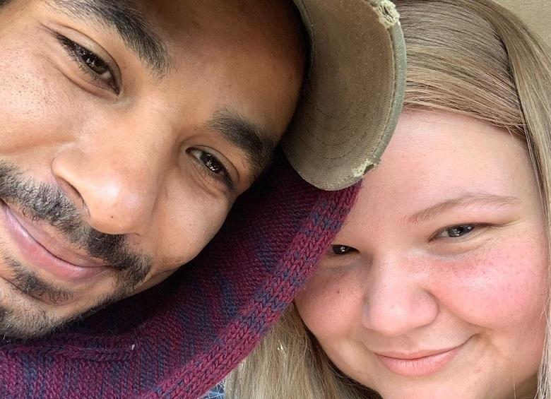 90 Day Fiance - Nicole and Azan Cameos