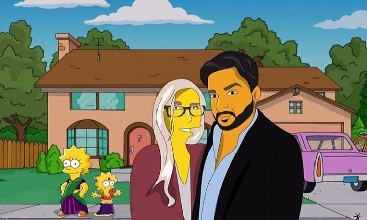 90 Day Fiance - Sumit and Jenny in Simpson Fame