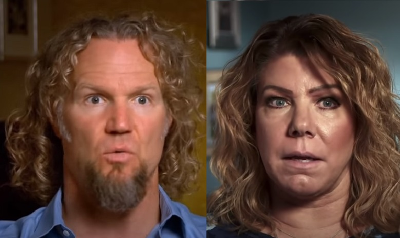 Sister Wives - Kody Brown Hair Loses to Meri Eyebrows