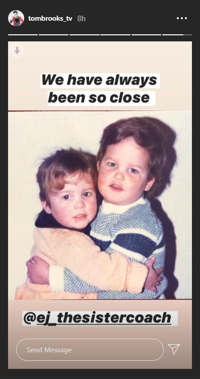 90 Day Fiance - Tom Brooks as Chubby Kid