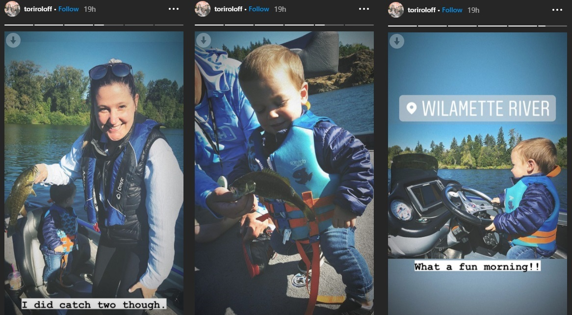 Little People Big World Jackson Roloff Goes Fishing