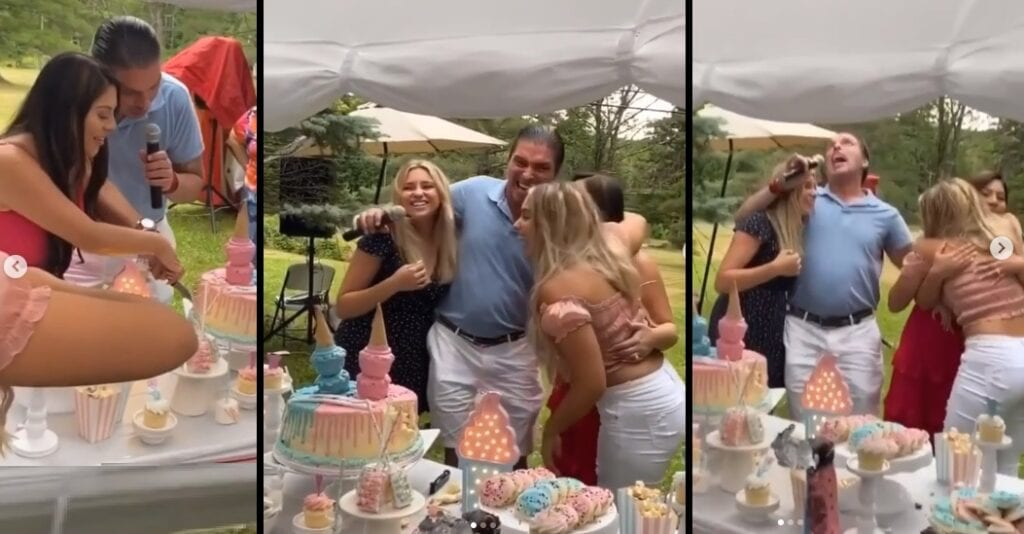 90 Day Fiance - Darcey Silva ex Gender Reveal Party - Aspen and Anika