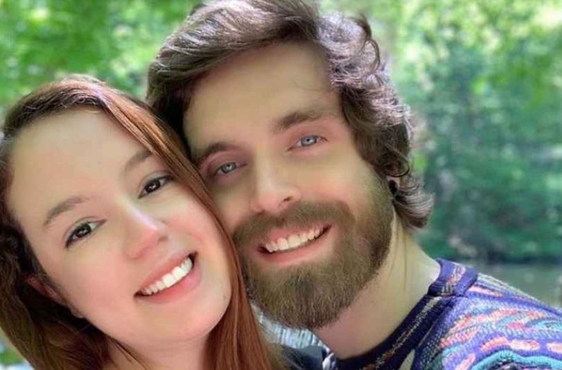 90 Day Fiance Jess and New Husband