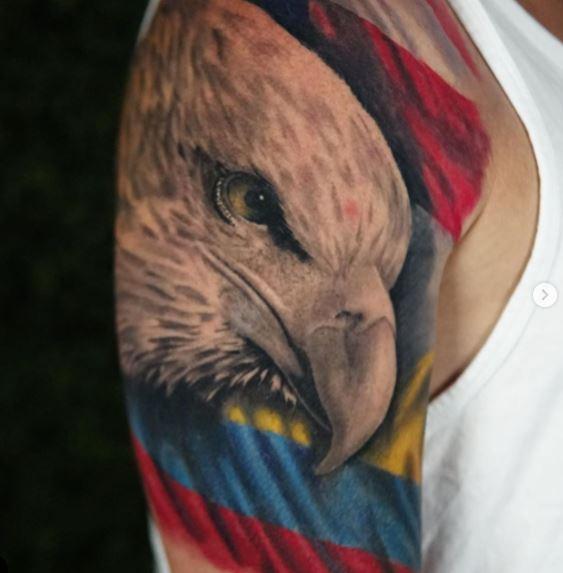 90 Day Fiance Russ Mayfield Tattoo