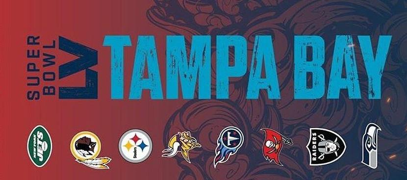 Super Bowl LV NFL Instagram