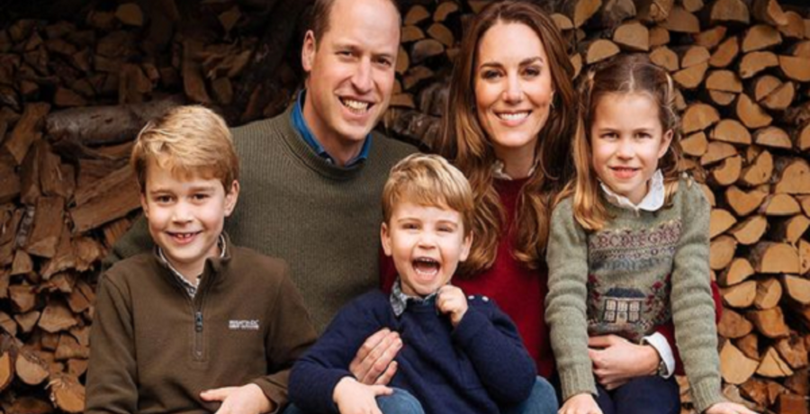 prince william and kate middleton instagram post