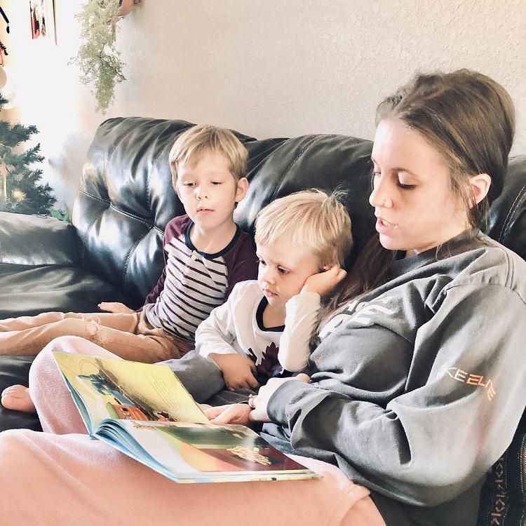 Counting On Jill Duggar Kids Instagram