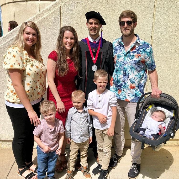 Derick Dillard Graduation Instagram