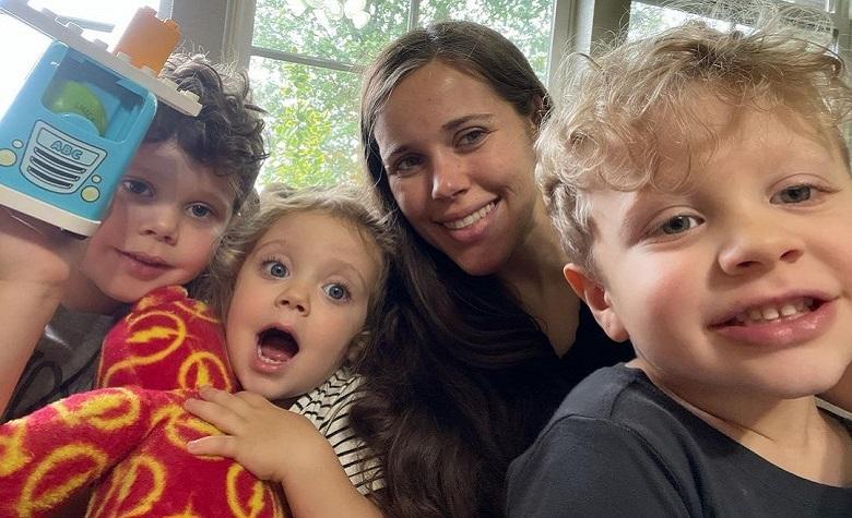 Jessa Duggar Kids 2 Instagram