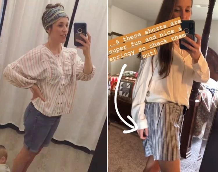 Jill Duggar Post Instagram