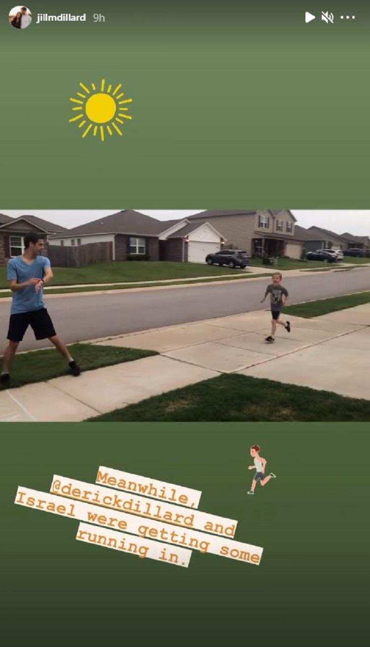 Jill Derick Israel Instagram