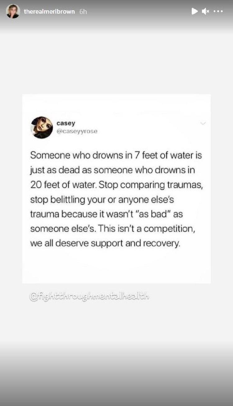 Meri Brown 1 Instagram