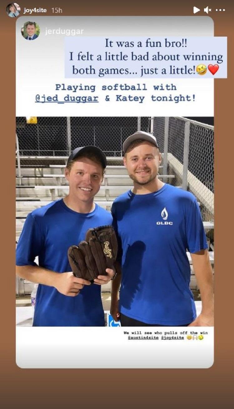 Jeremy Duggar Instagram