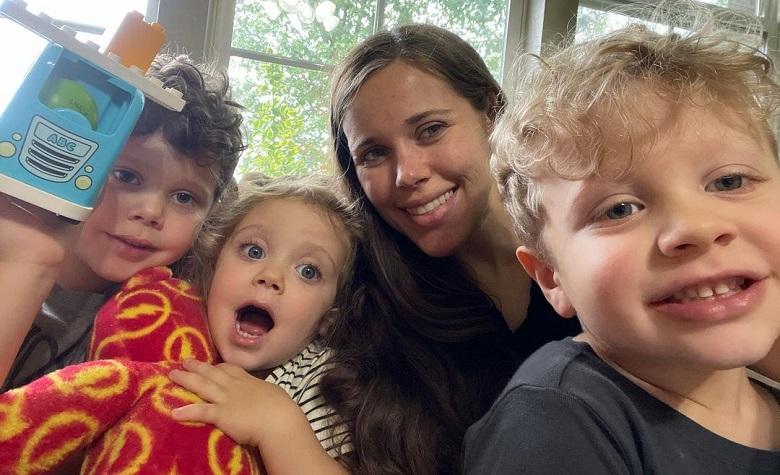 Jessa Duggar Kids Instagram