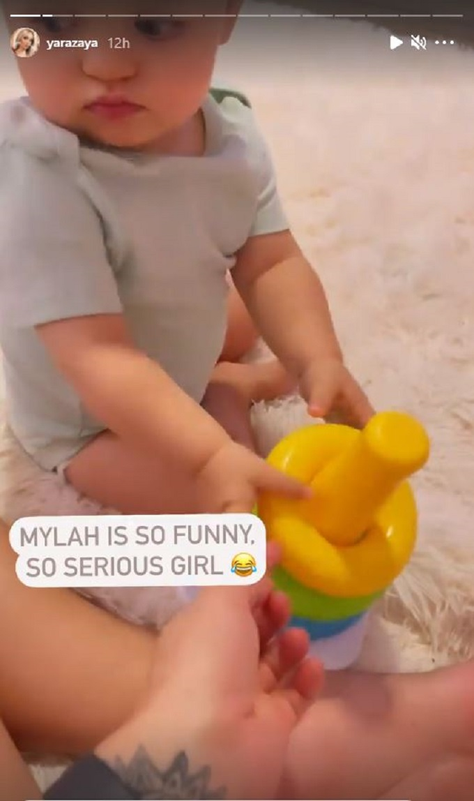 Yara Zaya Mylah Instagram