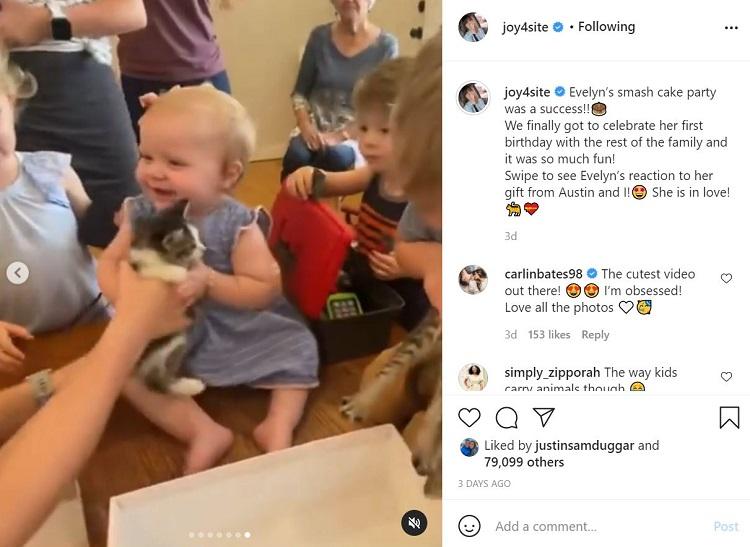 Evelyn Instagram