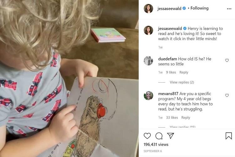 Henry Jessa Duggar Instagram