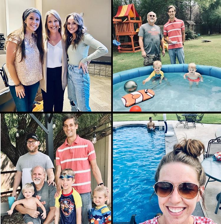 Jill Duggar Derick Dillard Family Instagram