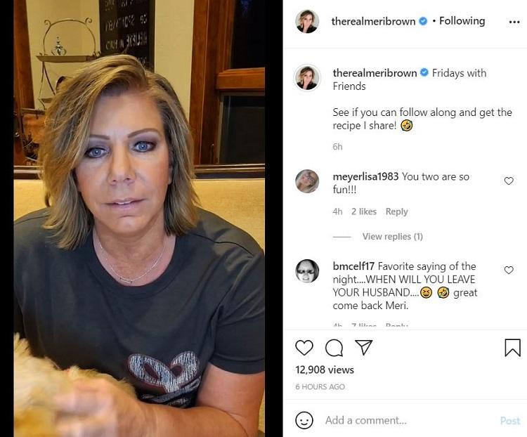 Meri Brown 4 Instagram