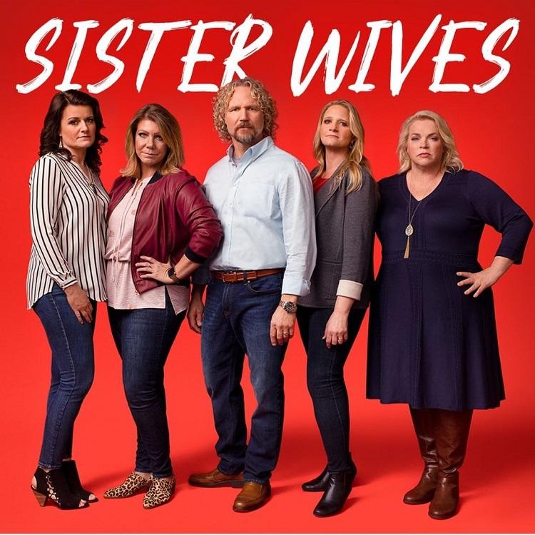 Sister Wives Kody Wives Instagram