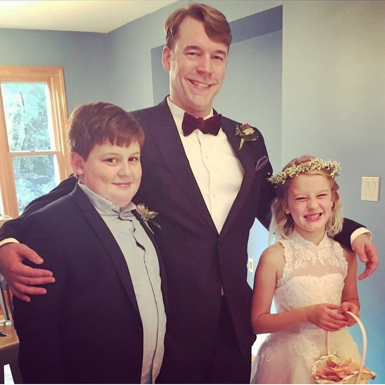 Michael Jessen Kids Instagram
