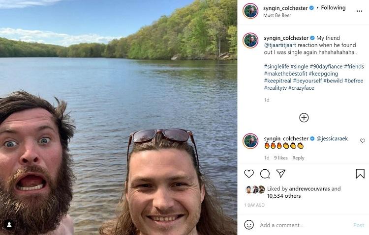 Syngin Colchester Post Instagram